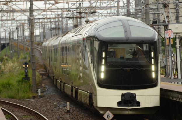 TRAIN SUITE 四季島 小金井3番通過