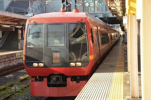 253系臨時快速烏山山あげ祭号久喜1番発車