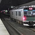 Photos: EV-E301系ACCUM回送 夜の雀宮にて