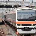 Photos: 武蔵野線209系M71編成南船橋行き