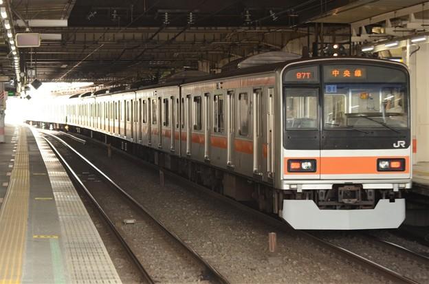 中央線209系!