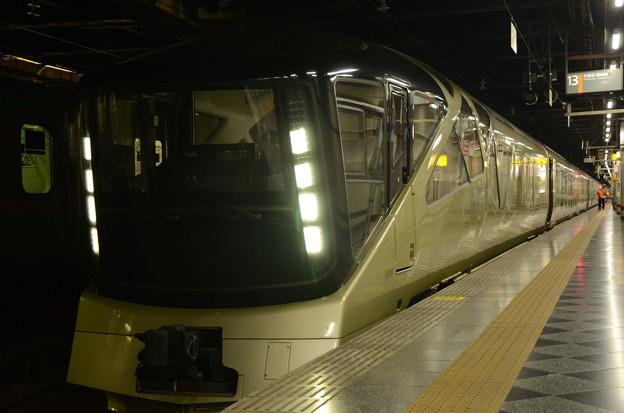 四季島尾久返却回送上野13番待機中