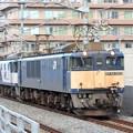 Photos: EF64 1022+EF64 1033 (無動) 8865レ