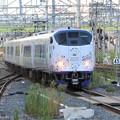 Photos: 281系ハローキティ特急はるか新大阪3番入線
