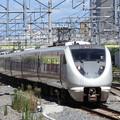 Photos: 289系特急くろしお11号新大阪3番入線