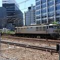 Photos: EF510-510号機牽引2080レ新大阪通過
