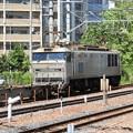 Photos: 新大阪駅を通過するEF510-510号機
