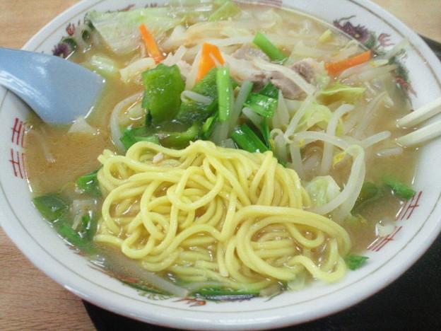 Photos: 味噌ラーメン@奈可゛島食堂