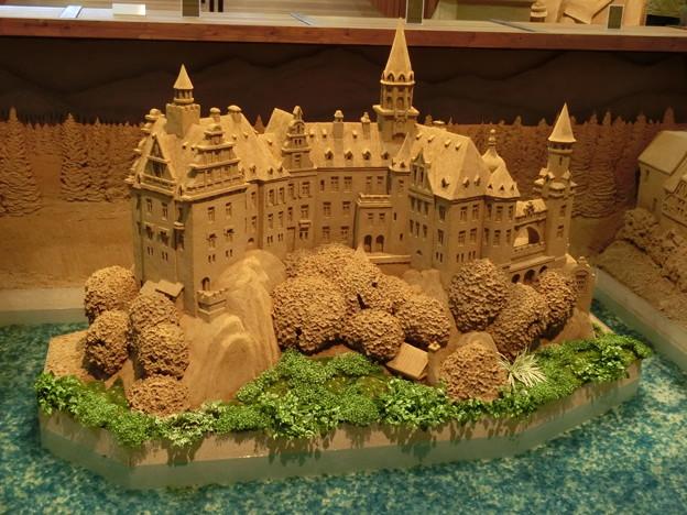 写真: 砂上の楼閣