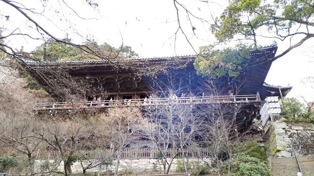 2018.1.3(兵庫/姫路/書写山圓教寺-摩尼殿  )
