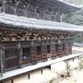 Photos: 2018.1.3(兵庫/姫路/書写山圓教寺-食堂から見た大講堂)