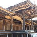 Photos: 2018.1.3(兵庫/姫路/書写山圓教寺-下から見上げた常行道)