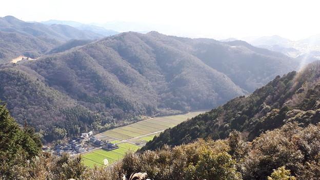 2018.1.3(兵庫/姫路/書写山圓教寺から見た景色)