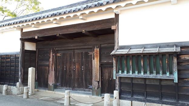 2018.1.3(兵庫/赤穂/大石邸-長屋門-正面)