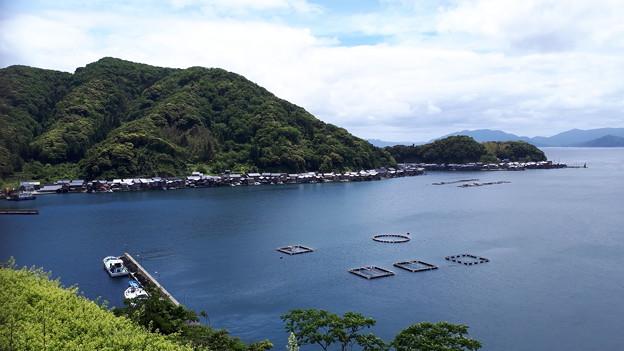 Photos: 2018.5.20(京都/伊根/舟屋の里公園より)
