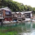 Photos: 2018.5.20(京都/伊根の舟屋/港より-左側)