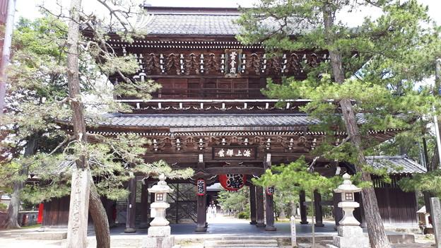2018.5.20(京都/天橋立/知恩寺-山門)