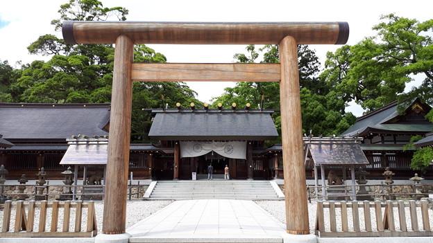 2018.5.20(京都/天橋立/元伊勢籠神社-二の鳥居)