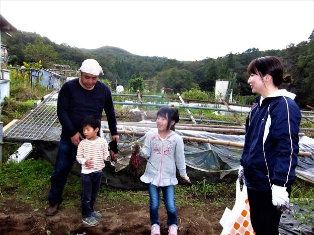 芋掘り-齋藤家 (2)
