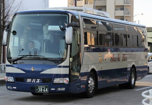 鯱バス ハイデッカー「SS A-320・信玄」
