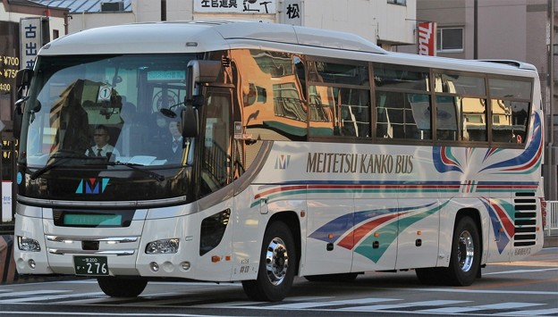 名鉄観光バス ハイデッカー