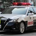 写真: 愛知県警 交通機動隊 パトロールカー