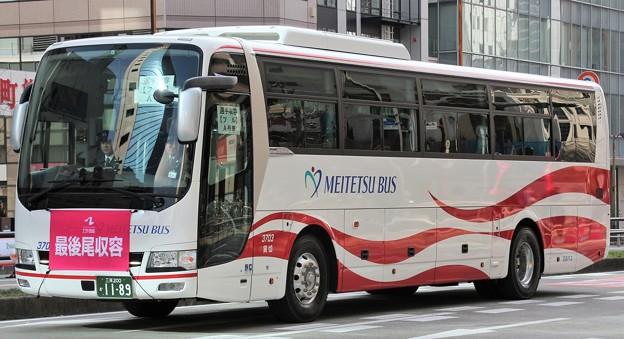 名鉄バス ハイデッカー(ニューエアロ60、又はニューエアロ55)