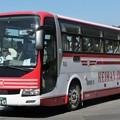 写真: 京阪バス ハイデッカー