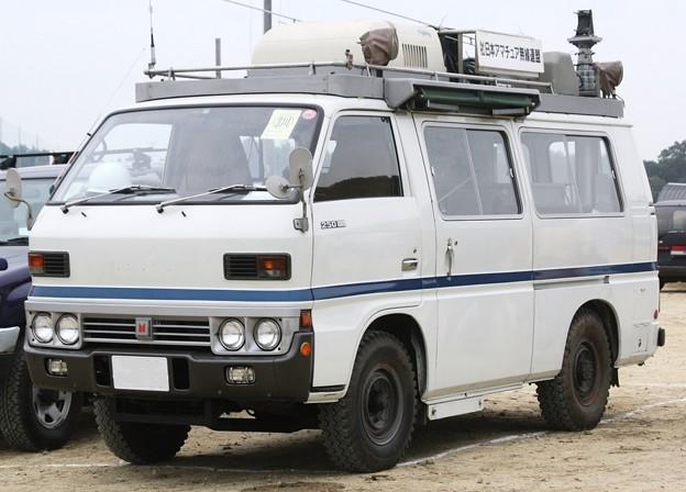 日本アマチュア無線連盟 京都府支部 移動無線車