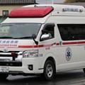 写真: 熊本県天草広域連合消防本部 高規格救急車