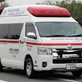 写真: 和歌山市消防局 高規格救急車