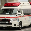 写真: 大阪府泉州南広域消防組合 高規格救急車