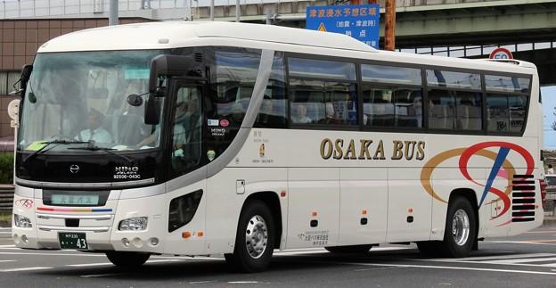 大阪バス ハイデッカー