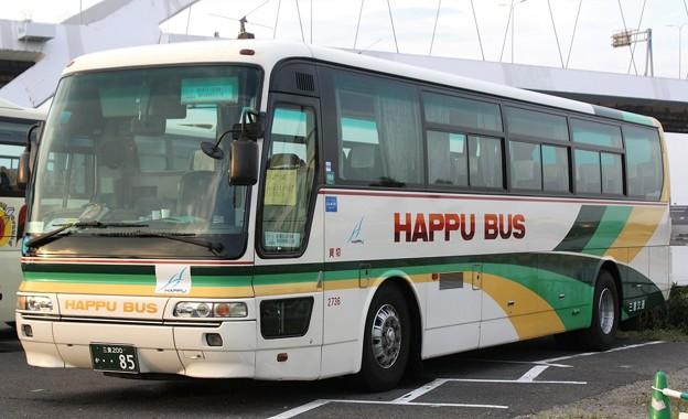 八風バス ハイデッカー