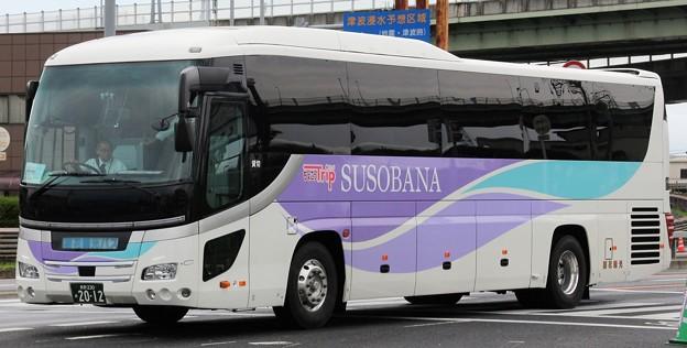 裾花観光バス ハイデッカー