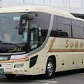 写真: 滋賀中央観光バス ハイデッカー「コアラ60」