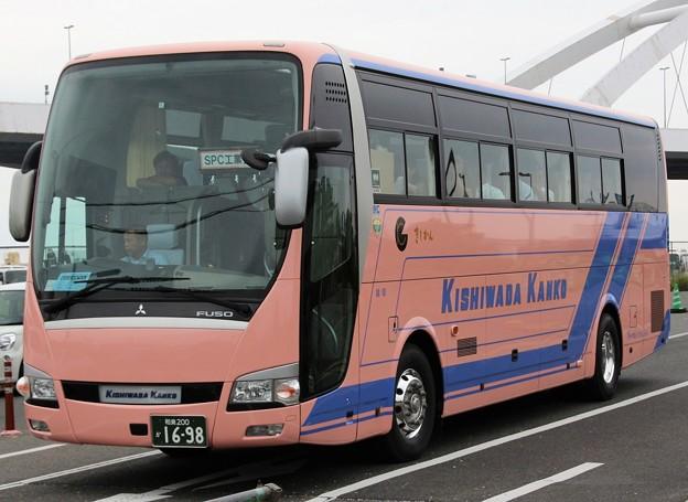 岸和田観光バス スーパーハイデッカー
