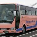 写真: 岸和田観光バス スーパーハイデッカー