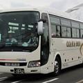 写真: 大阪バス ハイデッカー