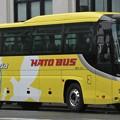 Photos: はとバス ハイデッカー(ハイブリッド)