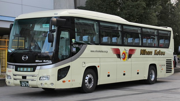 日本交通 ハイデッカー「LI」