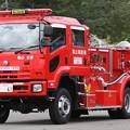 Photos: 三重県亀山市消防本部 化学車(ll型、災害対応特殊仕様)
