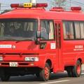 Photos: 熊本市消防局 多目的車(人員輸送車)