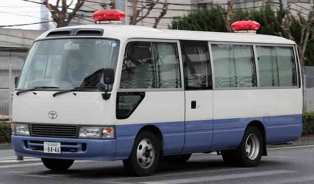 大阪府警 高速隊 検問車