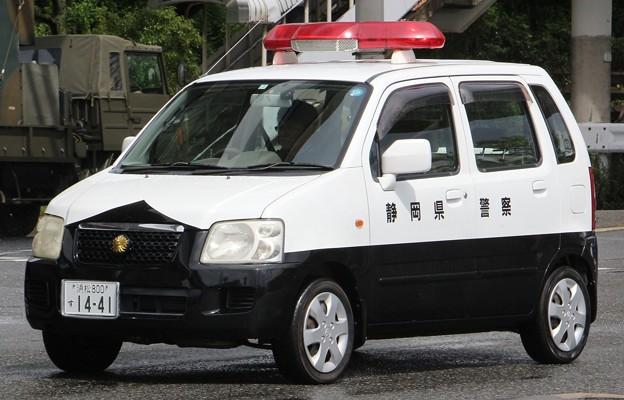 静岡県警 ミニパトロールカー
