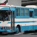 静岡県警 大型輸送車