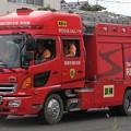 滋賀県高島市消防本部 ll型救助工作車