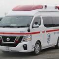 Photos: 滋賀県湖北地域消防組合 高規格救急車