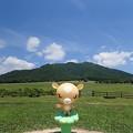 写真: 蒜山(ラブリーちゃん)