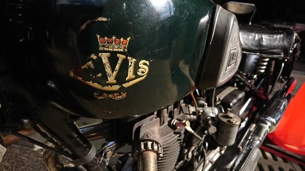 ヴィンテージバイク